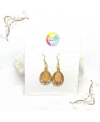 Oriental earings