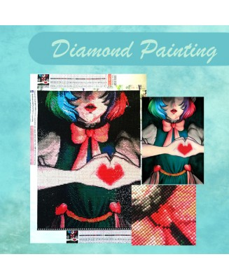 Diamond Painting - Amours