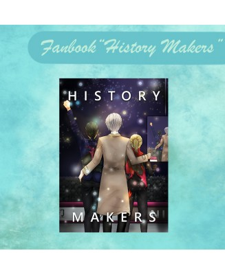 History Makers - Collaborative fanbook Yuri!!!...