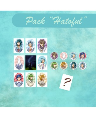 Pack Hatoful Boyfriend [Limited edition]