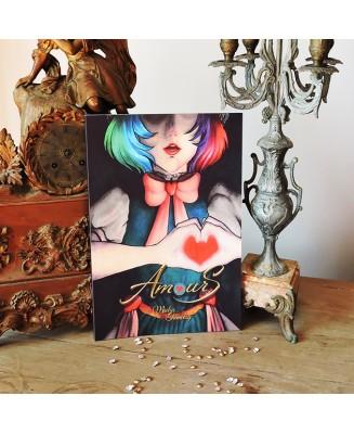 Amours - Artbook 2018