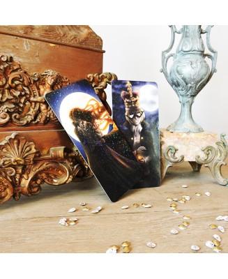 Prismatic bookmark